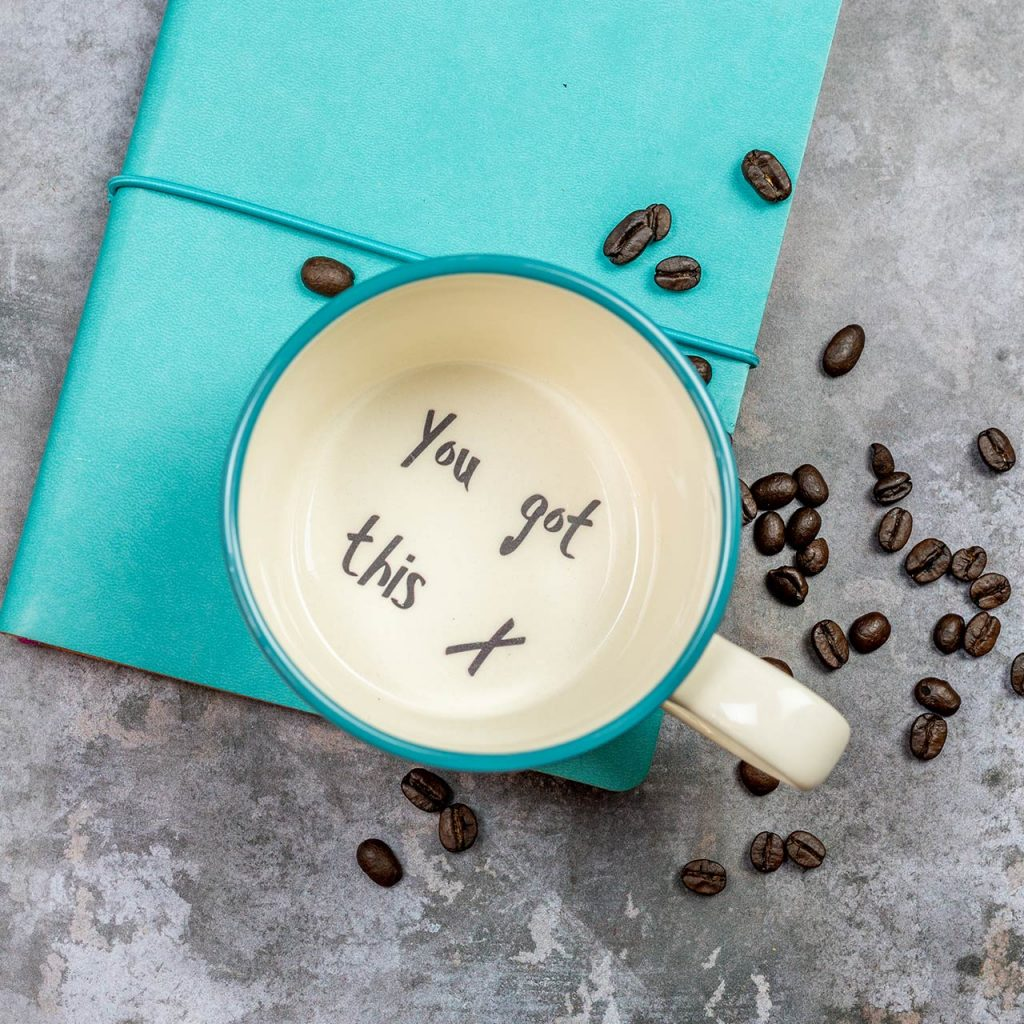 You Got This Mug - Kate Ceramics