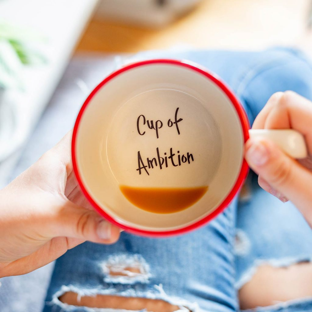 Cup of Ambition - Kate Ceramics