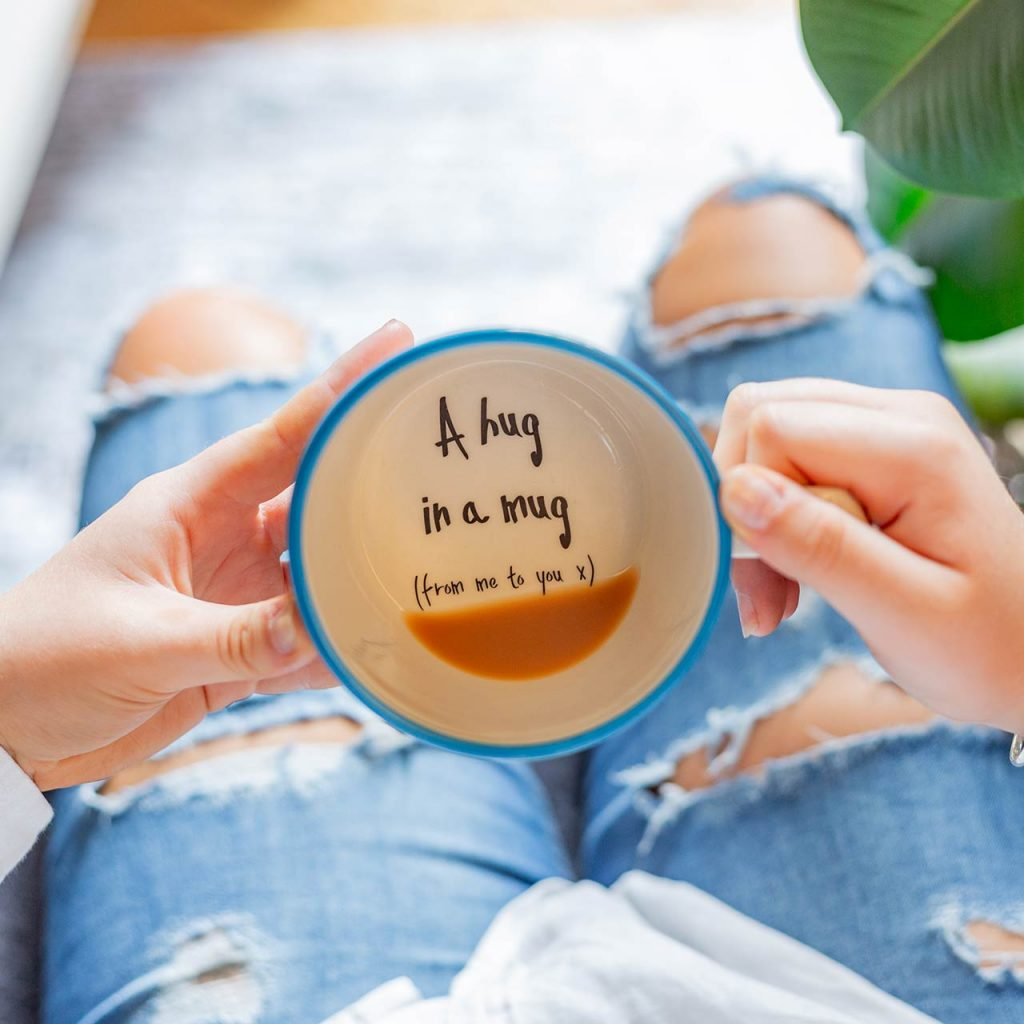 Hug in a Mug - Handmade mugs by Kate Ceramics